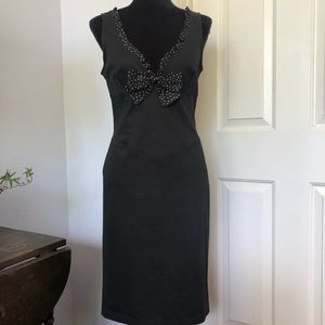 Blumarine Black Dress